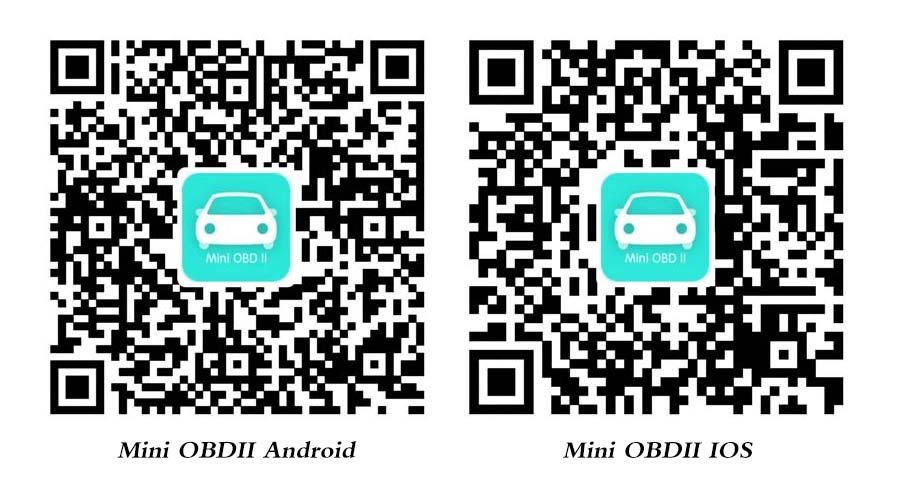 Mini-OBDII--ELM327