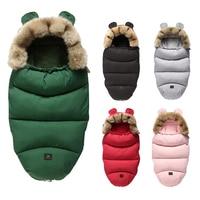 Baby Sleeping Bag Cotton Winter Sleep Sack Newborn Envelop 0 36 Months