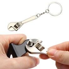 Klucz samochodowy brelok brelok brelok symulacja pilot narzędzia klucz oczkowy ze stali nierdzewnej uroczy prezent akcesoria samochodowe
