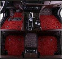 Custom car floor mats for auto Opel Astra 2003 2004 2005 2006 2007 2008 2009 2010 auto accessories car styling floor mat