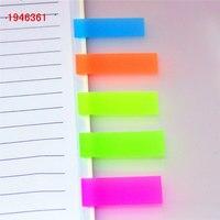 2018 флуоресценции цвет самоклеющиеся блокнот Same sad точка он маркер памятка бумага наклейки офис школьные принадлежности