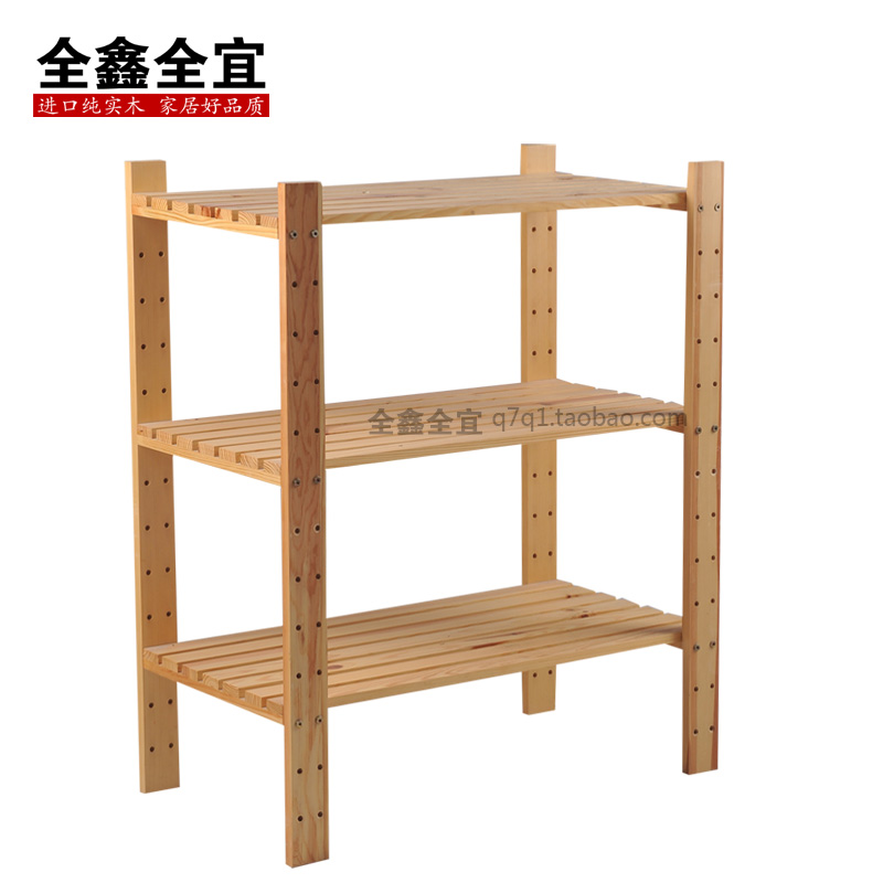 Stands Of Pine Wood Clapboard Shelf Racks Storage Easy Flower Wooden Bookshelf Multifunction Specials In Swivel Plates From Home Improvement On