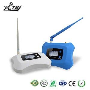 Image 5 - Smart 1800 mhz impulsionador de sinal móvel 2g 4g amplificador de telefone celular 2g4g repetidor de sinal só impulsionador + adaptador