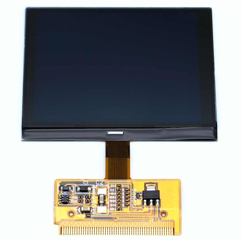 2 قطع عالية الجودة LCD عرض لأودي A3 A4 A6 S3 S4 S6 VW VDO ل VDO LCD العنقودية لوحة بكسل إصلاح