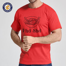 84e41f37 Pho Sho | Funny Vietnamese Cuisine Vietnam Foodie Chef Cook Food Humor T- shirt Men