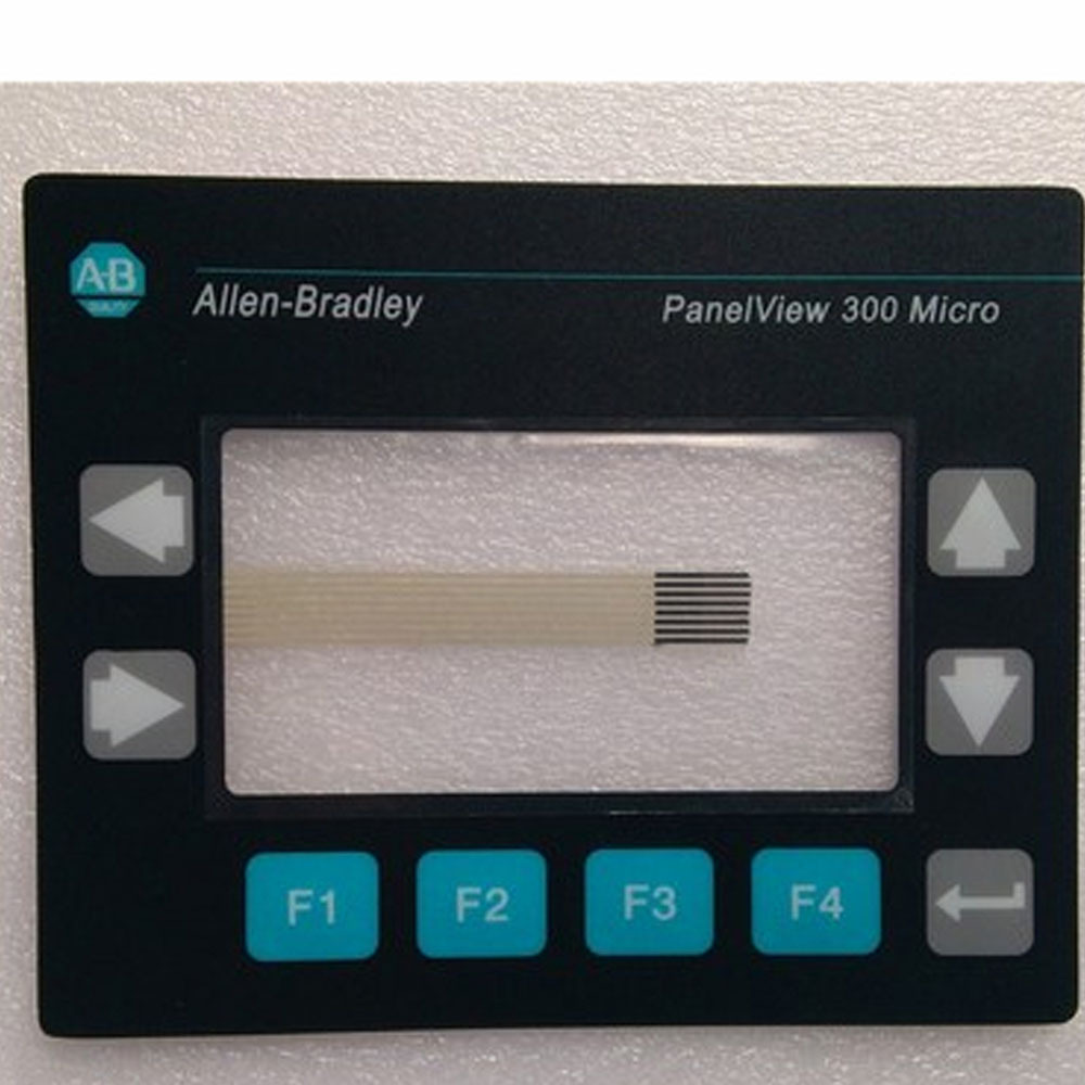 New Membrane Keypad For A-B  300Micro 2711-M3A18L1A AB Free Shipping+Tracking Number allen bradley 1756 of8 1756of8 controllogix 8 pt a o i or v module new and original 100% have in stock free shipping