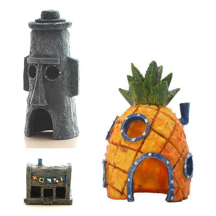 Online Get Cheap Spongebob Pineapple House  Aliexpress com   Alibaba Group