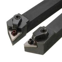 2Pcs MTJNR1616H16 MTJNL1616H16 16x100mm 93 Degree Lathe External Turning Tool Holder For TNMG