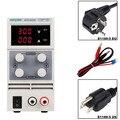 KPS 100 3D Mini LED Digital Einstellbare Dc netzteil  0 ~ 100V 0 ~ 3A  110 V 220 V  Schalt Netzteil 0 1 V/0.01A-in Schaltnetzteil aus Heimwerkerbedarf bei