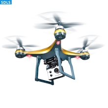 RC Helicopter With 1080P HD Camera Drone GPS Electric Degree 20Mins Flight Time App Handle Quadcopter Follow Me Mode