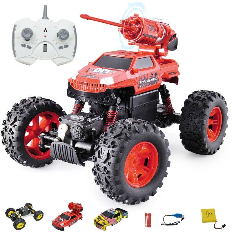 Tout-terrain haute vitesse escalade télécommande voiture changement rapide modèle multi-fonction escalade voiture enfants jouet