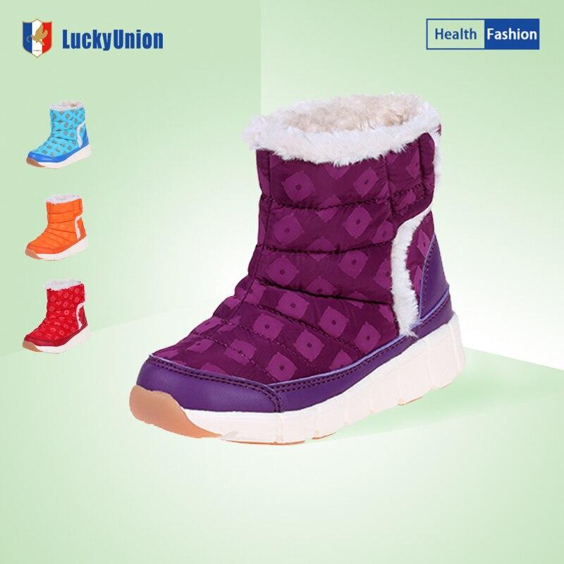 LuckyUnion ūdensnecaurlaidīgie ziemas zābaki - Bērnu apavi