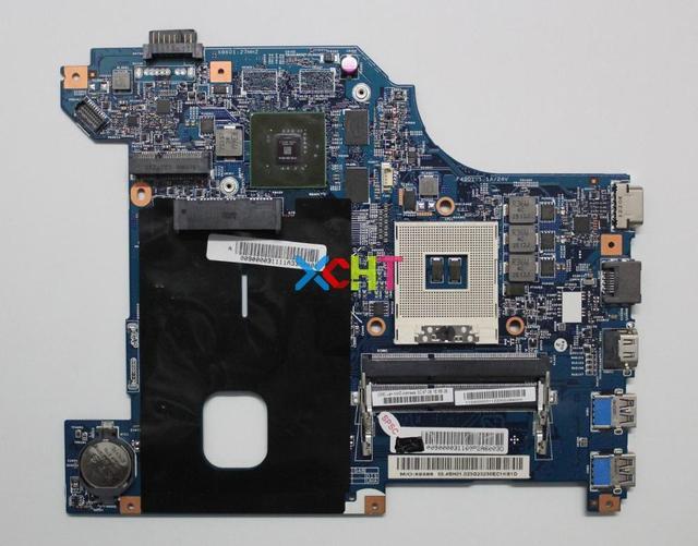 עבור Lenovo G580 11S90000311 90000311 N13M GE7 B A1 LG4858 MB 48.4SG11.011 מחשב נייד האם Mainboard נבדק