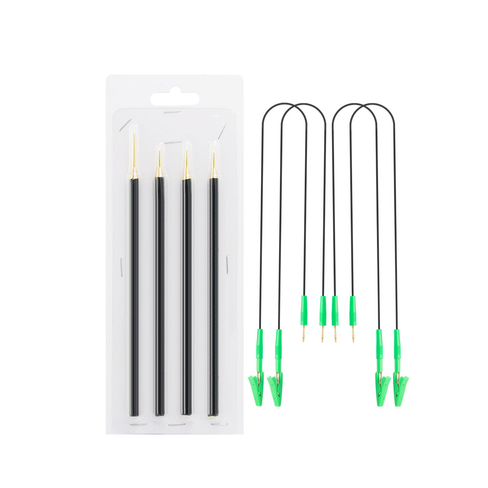 LED BDM Frame 4 Probes With Connect Cable For Replacement 4pcs//set for FGTECH