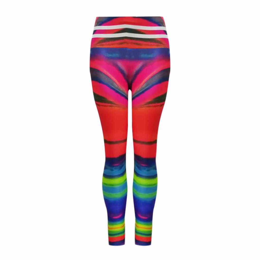 Женские штаны с высокой талией для йоги, с утяжкой на животе, леггинсы для Попы, колготки, Спортивные Леггинсы, спортивные колготки для бега