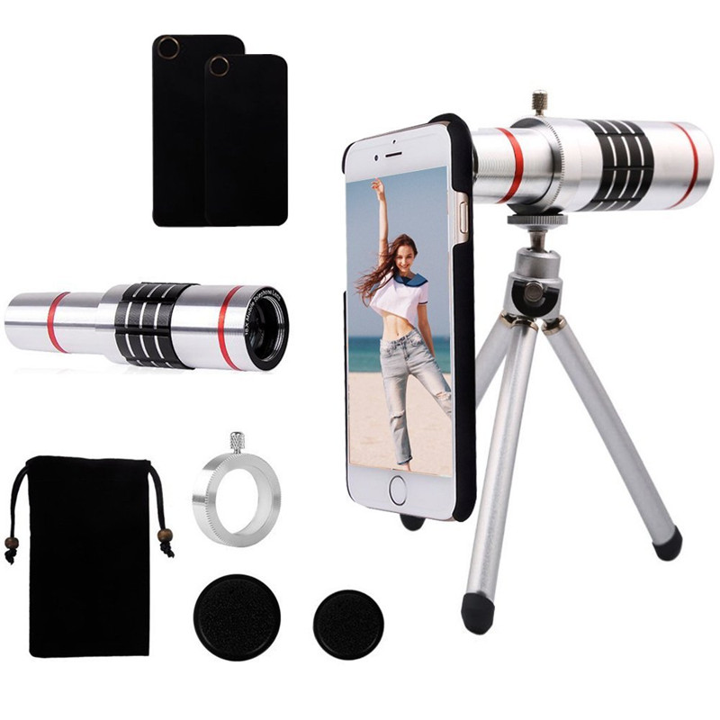 18x оптичний телескоп зум смартфон - Камера та фото - фото 6