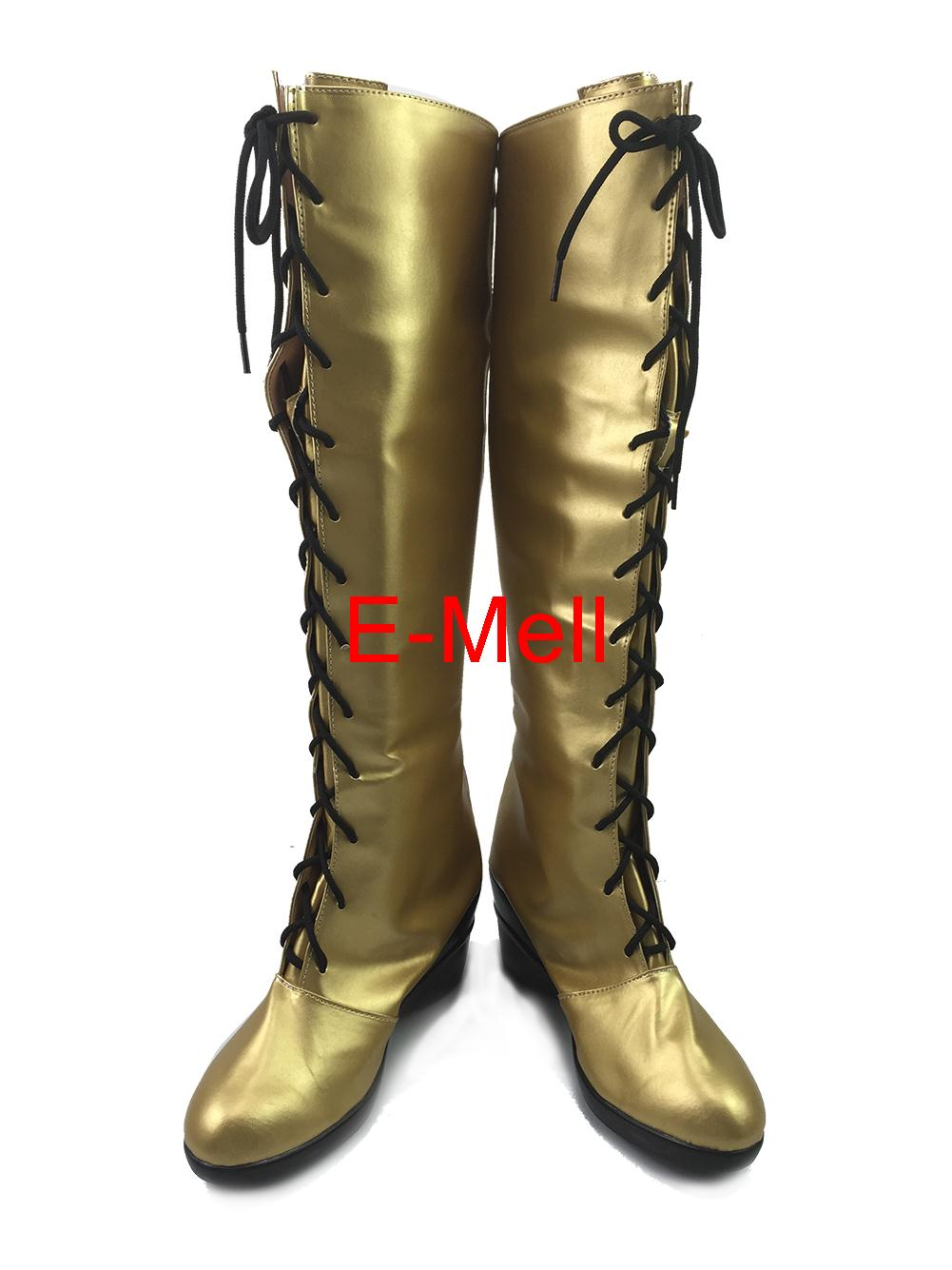 Custom-made anime Vocaloid Cosplay LUKA Women's Boots shoes Halloween Christmas Gift