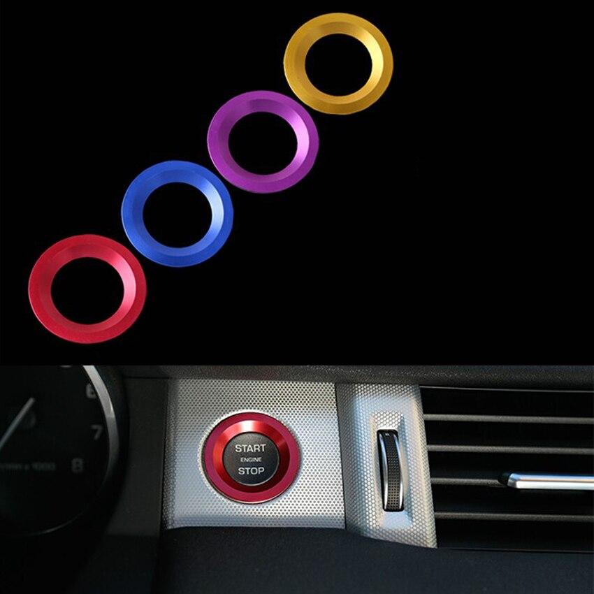 Autoinnenausstattung Motorstart-Ringverkleidung für Range Rover - Auto-Innenausstattung und Zubehör