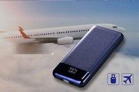 2018 Hot LCD Power Bank 20000mah Portable External Battery Pack Charger Emergency Battery USB Powerbank Cargador