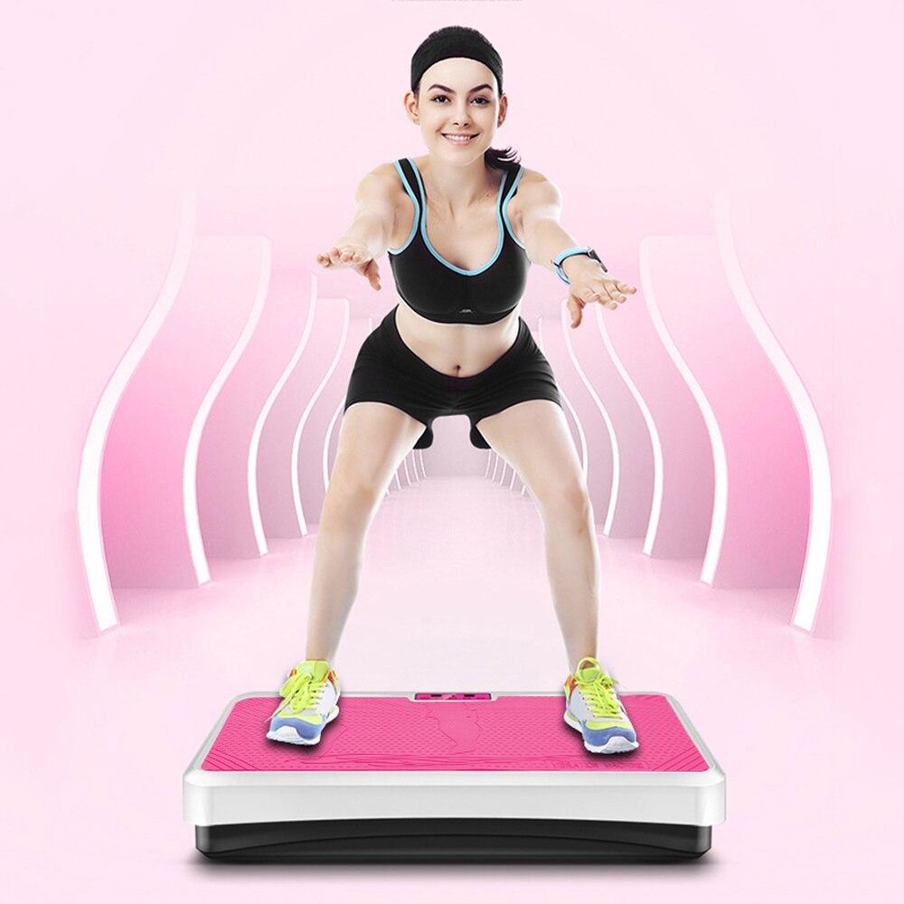 2018 Nouvelle marque Noir vibration Fitness masseur pour garder la santé Équipements de fitness Fitness et musculation Exercice HWC - 3