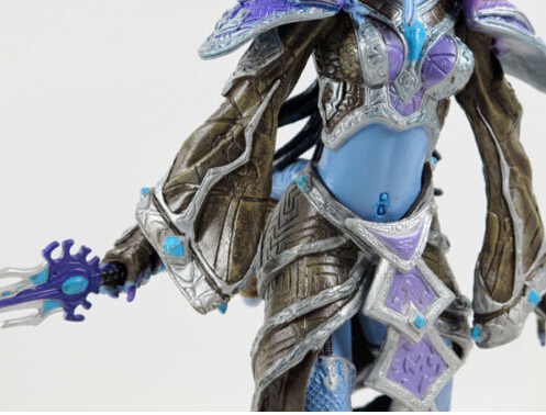 WOW WORLD SERIES 3 DRAENEI MAGE TAMUURA ACTION FIGURES TOY COLLECTION Anime Figure Da Collezione Model Toy 4