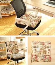 Old coarse sofa soft cushion thick computer chair cushion office cushion student dormitory stool cushion