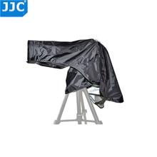 JJC מעיל גשם גשם כיסוי עמיד למים תיק עבור Canon Eos 1300d ניקון D3300 D3200 D810 D7200 P900 D5300 DSLR מצלמה אבזרים