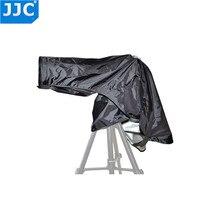JJC yağmurluk yağmur kılıfı su geçirmez çanta Canon Eos 1300d Nikon D3300 D3200 D810 D7200 P900 D5300 DSLR kamera aksesuarları