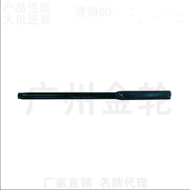 Alongou T40 hexagonal oco colher, Hao Jue série de modelos para as fechaduras das portas da frente dedicado ferramentas de desmontagem