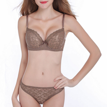 Women Lace Bra Set