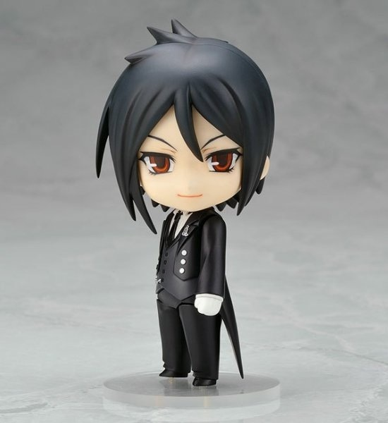 Black Butler Sebastian Michaelis 10cm PVC Anime Action Figure Toys