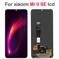 Super AMOLED Lcd for Xiaomi Mi 9SE MI9 SE Lcd Mi 9 SE LCD display+Touch Screen digitizer Assembly replacement parts Mi 9 SE lcd
