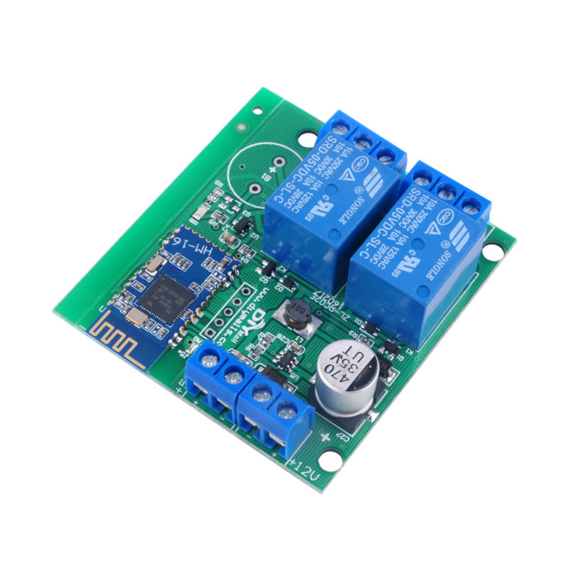 FZ1695 bluetooth relay module (2)