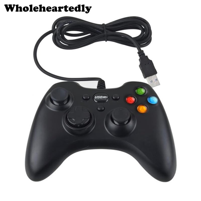 کنترلر جدید بازی Wired USB PC PC جدید