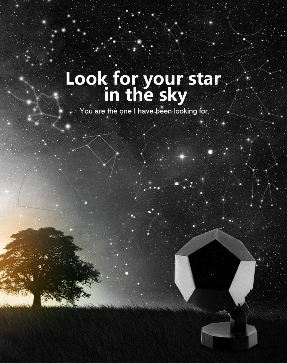 Night Stars Bedroom Lamp Aliexpresscom Buy Diy Star Led Night Light Children Sleep Lamp