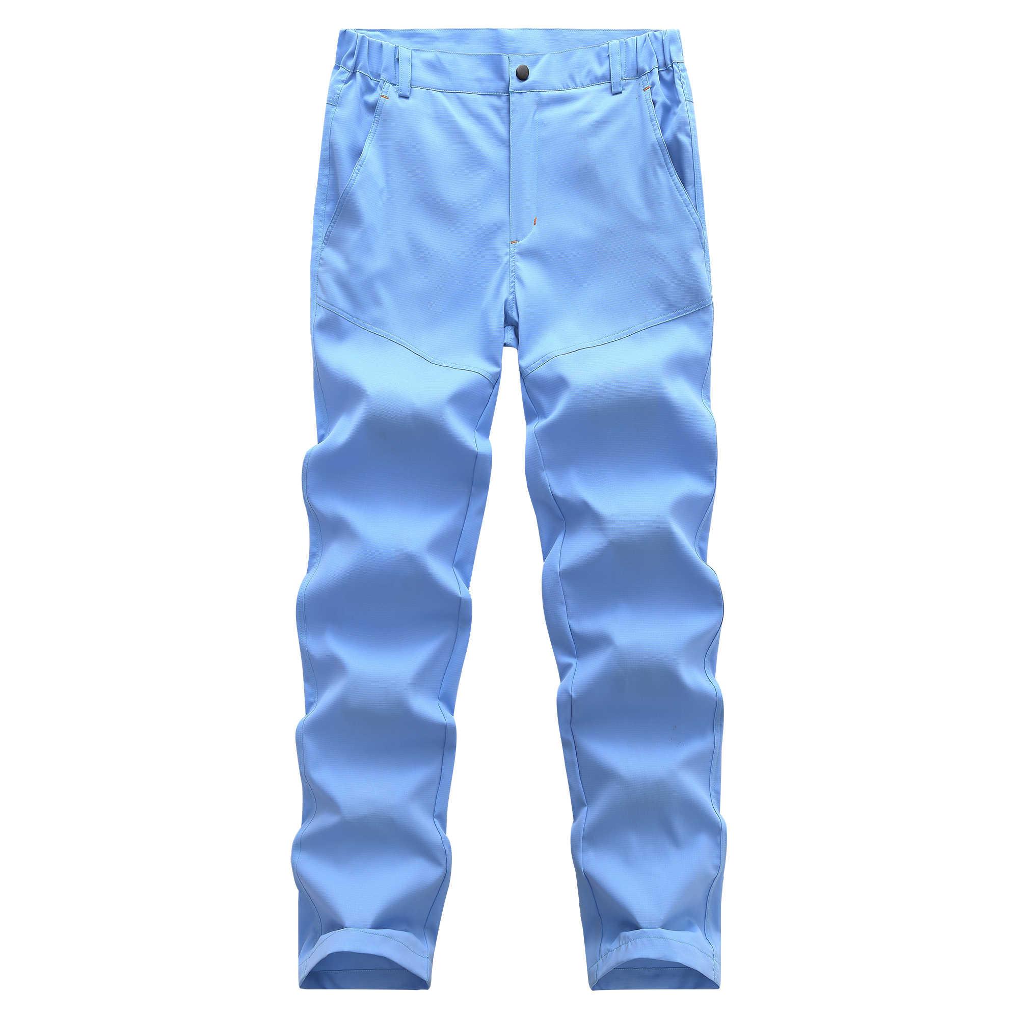 Impermeable Softshell invierno senderismo pantalones hombres Camping Trekking térmico polar cálido esquí pantalones mujeres de talla grande Polartec Pantalones