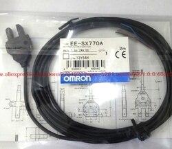 Nowy oryginalny oryginalny cienki drut ołowiany wywołał czujnik fotoelektryczny EE-SX770A