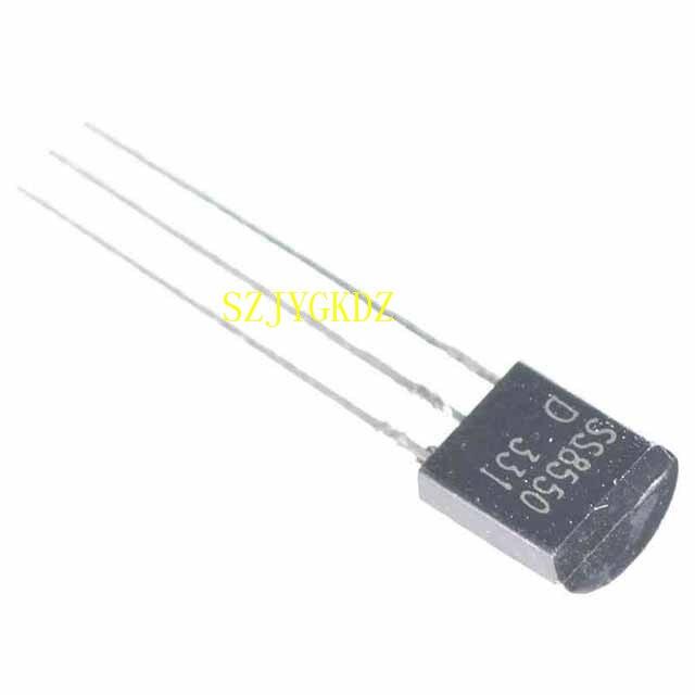 Ss8550 Tran Pnp 25V 1.5A To-92 Ss8550d