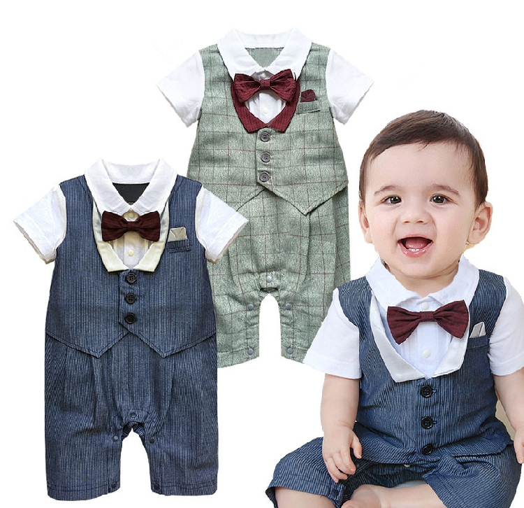 Free Shipping 4pcs Lot Infant Toddler Baby Boy S Formal