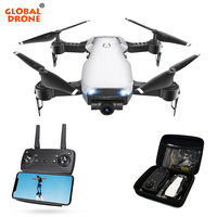 Global Drone FPV Drones with Camera HD Wide Angle 2.0MP High Hold RC Helicopter Toys for Boy Selfie Mini Drone Dron Quadrocopter