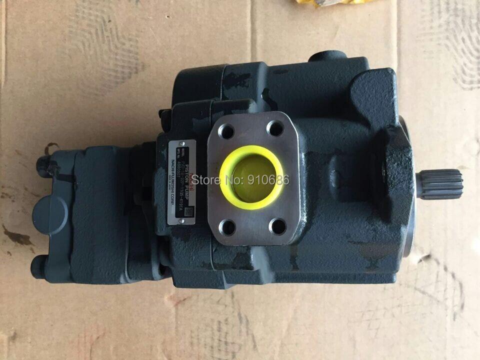 все цены на NACHI pump PISTON PUMP PVD-1B-32P-11G5-4665B hydraulic pump онлайн