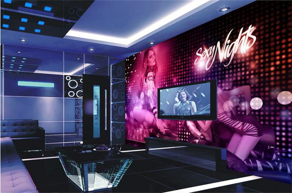 Compare Prices On Wallpaper Nightclub Online Shopping Buy Low
