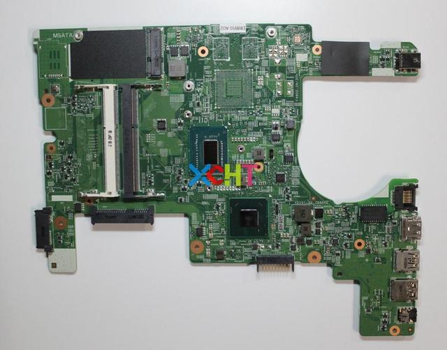 Per Dell XPS 15z 5523 XGFGH 0 XGFGH CN 0XGFGH w i3 3227U CPU DDR3 DMB50 11307 1 Scheda Madre Del Computer Portatile Mainboard testato