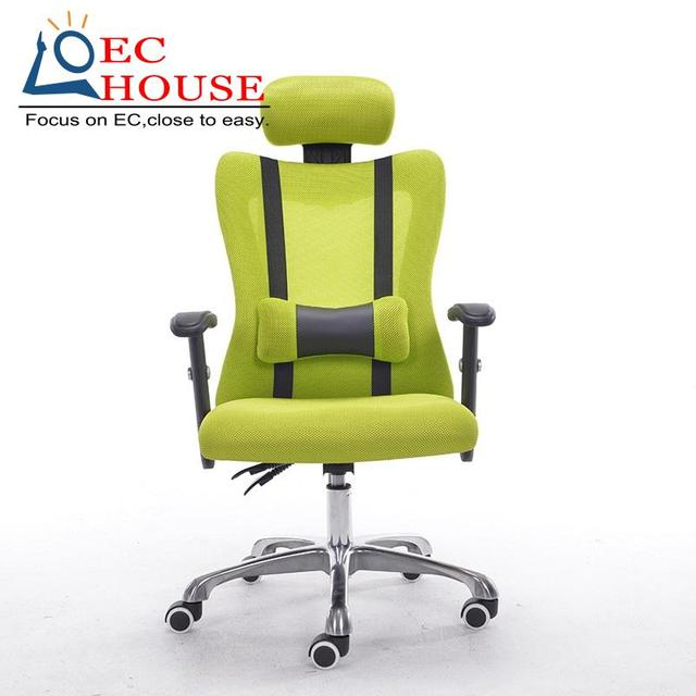 Diane home comter ergonomic desk seat lifting rotary mesh cr boss FREE SHIPPING