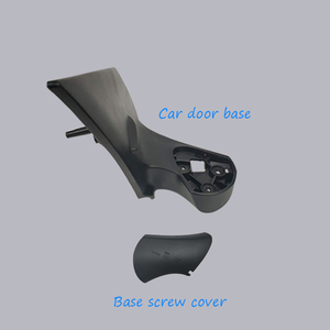 Image 2 - HengFei אביזרי רכב עבור טויוטה יאריס 2012 ~ 2019 מודלים מראה אחורית הרכבה מראה אחורית כיסוי מסגרת איתות