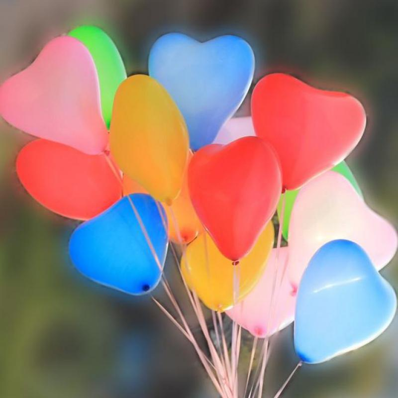 Wedding Decorations Supplies 10 Inches 25cm Love Balloons Party