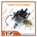 NEW Distributor FOR FITTOYOTA COROLLA CAROLLA AE92 AT171 4AF 1.6L L4 19020-16120 1987-1989