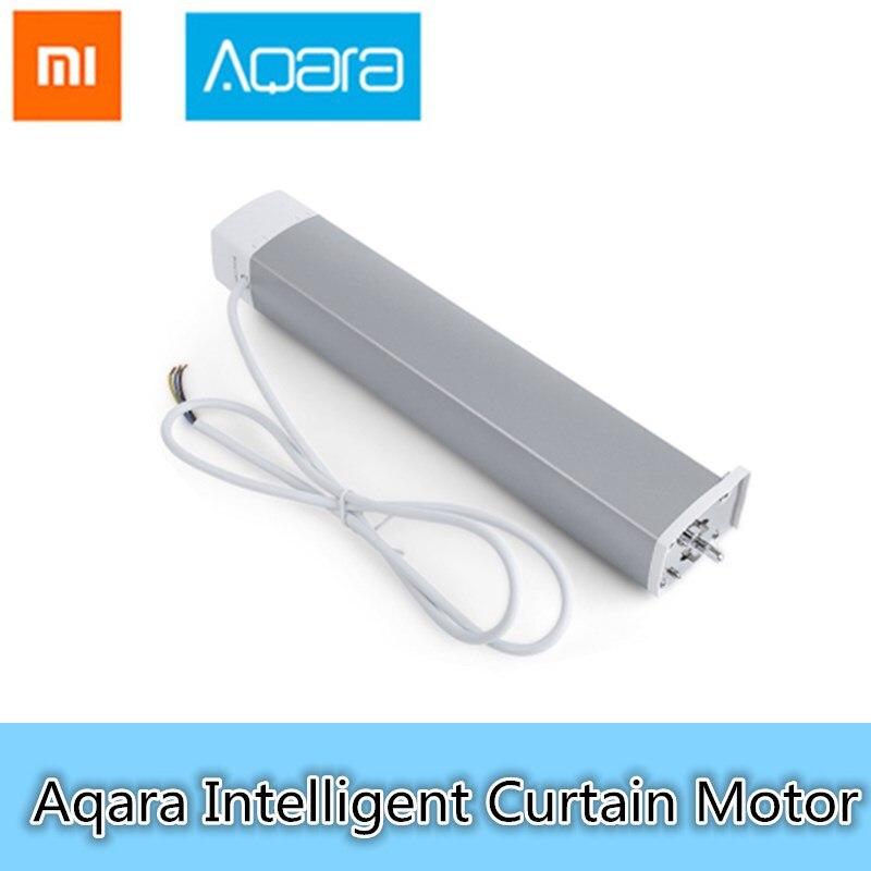 Xiaomi Aqara Intelligente Rideau Moteur Dispositif de La Maison Intelligente ZigBee Sans Fil Connexion Télécommande