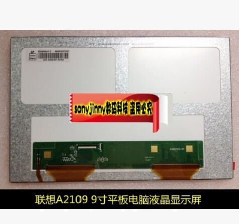 New LCD Display 9 Lenovo ideatab A2109 A2109A Tablet ED090NA 01D TFT LCD Screen Matrix Replacement Panel Parts Free Shipping rolsen аудиомагнитола rbm 314 25вт mp3 fm dig usb microsd