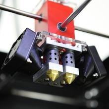 Actualización dual Extrusoras para impresora Creatbot 3d PEEK DM, DX, DM plus, DX serie plus